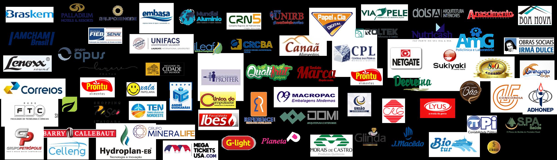 Banner de Clientes - Consultoria e Treinamentos